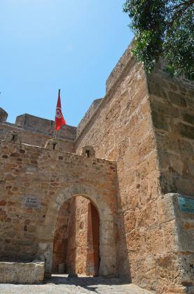 Kelibia - pevnost