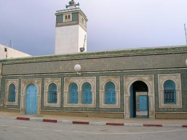 Qurba - mešita