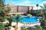 Marocký hotel Albatros Garden